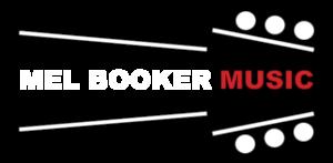 Mel Booker Music Logo